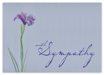With Care Sympathy Cards